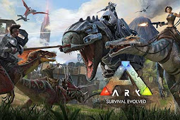 ARK Survival Evolved Mod Apk (Unlimited Amber)