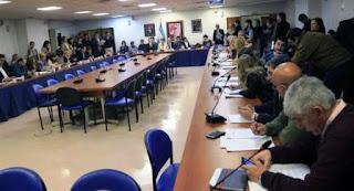 """En la reunión el funcionario indicó que el objetivo del organismo es """"hacer una revisión tarifaria integral con las licenciatarias"""" y aclaró que """"las tarifas tienen que reparar las inversiones"""" de las empresas."""