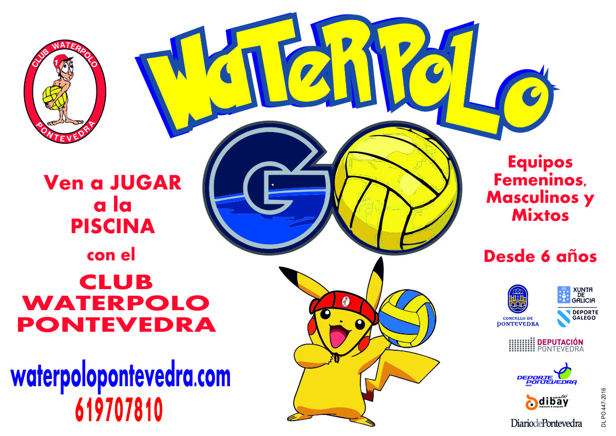Waterpolo pontevedra blog club waterpolo pontevedra 2016 17 for Piscina campolongo