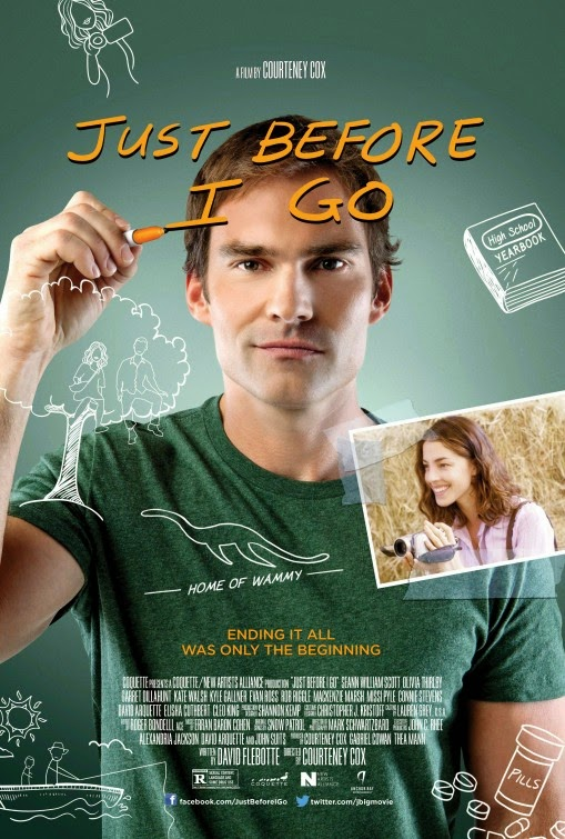 Just Before I Go – Legendado (2014)
