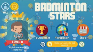 Gratis Download Badminton Stars Apk
