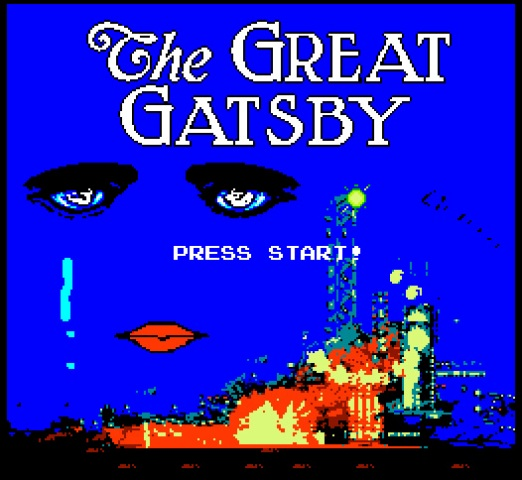 The Great Gatsby - the videogame