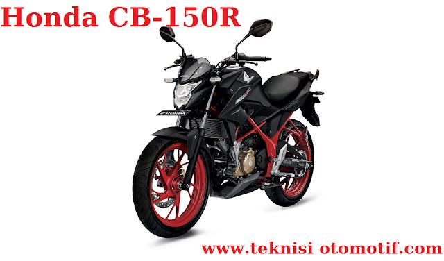 Honda CB-150R (150 CC,± 25 Jutaan, Naked)