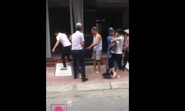 [Biến] Mẹ chồng hỗ trợ con dâu đi đánh ghen tại Nam Định