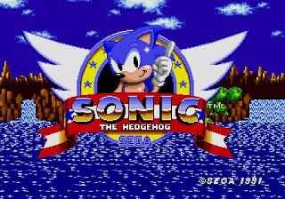 Videojuego Sonic the Hedgehog