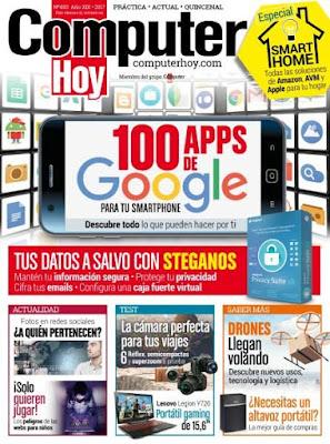 Revista Computer Hoy España 25 Agosto 2017