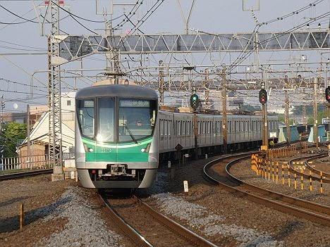 【ダイヤ改正で新登場!】メトロ16000系の各駅停車 伊勢原行き