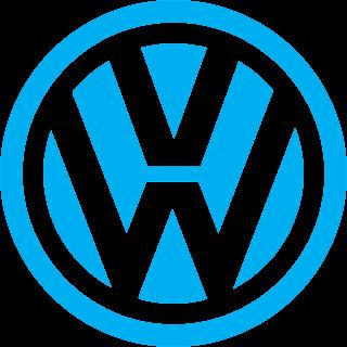 Baixar vetor logo Volkswagen para Corel Draw gratis