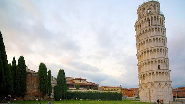 Aluguel de carro em Pisa