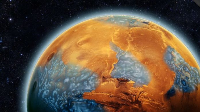 Νέες ενδείξεις ότι υπάρχει παγωμένο νερό θαμμένο στον Άρη