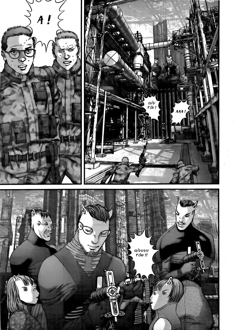 Gantz chap 343 trang 8