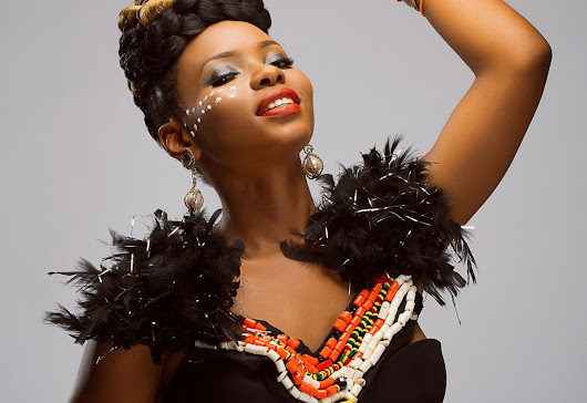 - Singer Yemi Alade Claims She Is On Same Level With Wizkid And Davido