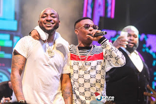 "Wizkid Shades Davido Crew After They Listed 5 Reasons ""Assurance"" Is Better Than ""Fever"""