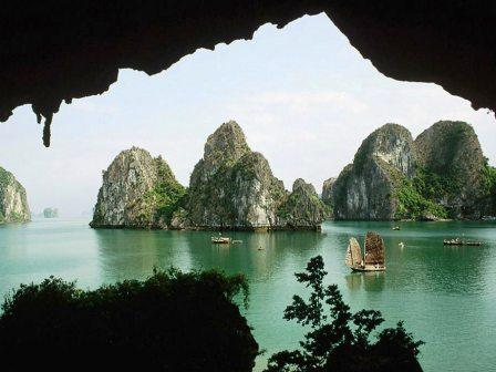 Halong Bay Vietnam Travel