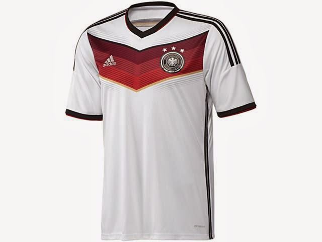 new style 5b8ff 99b78 Pro Soccer: German National Team to Play World Cup all in White