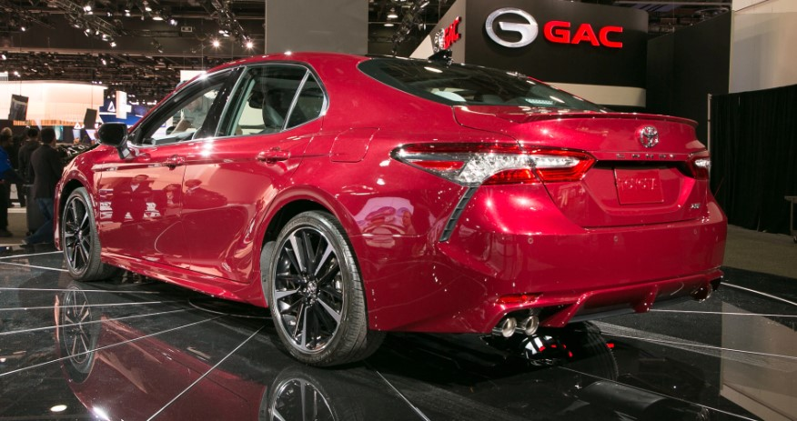2021 Toyota Camry XSE V6 4dr Sedan Specs and Prices