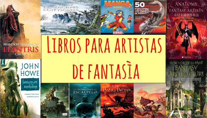 Descarga De Libros Para Artistas De Fantasía.