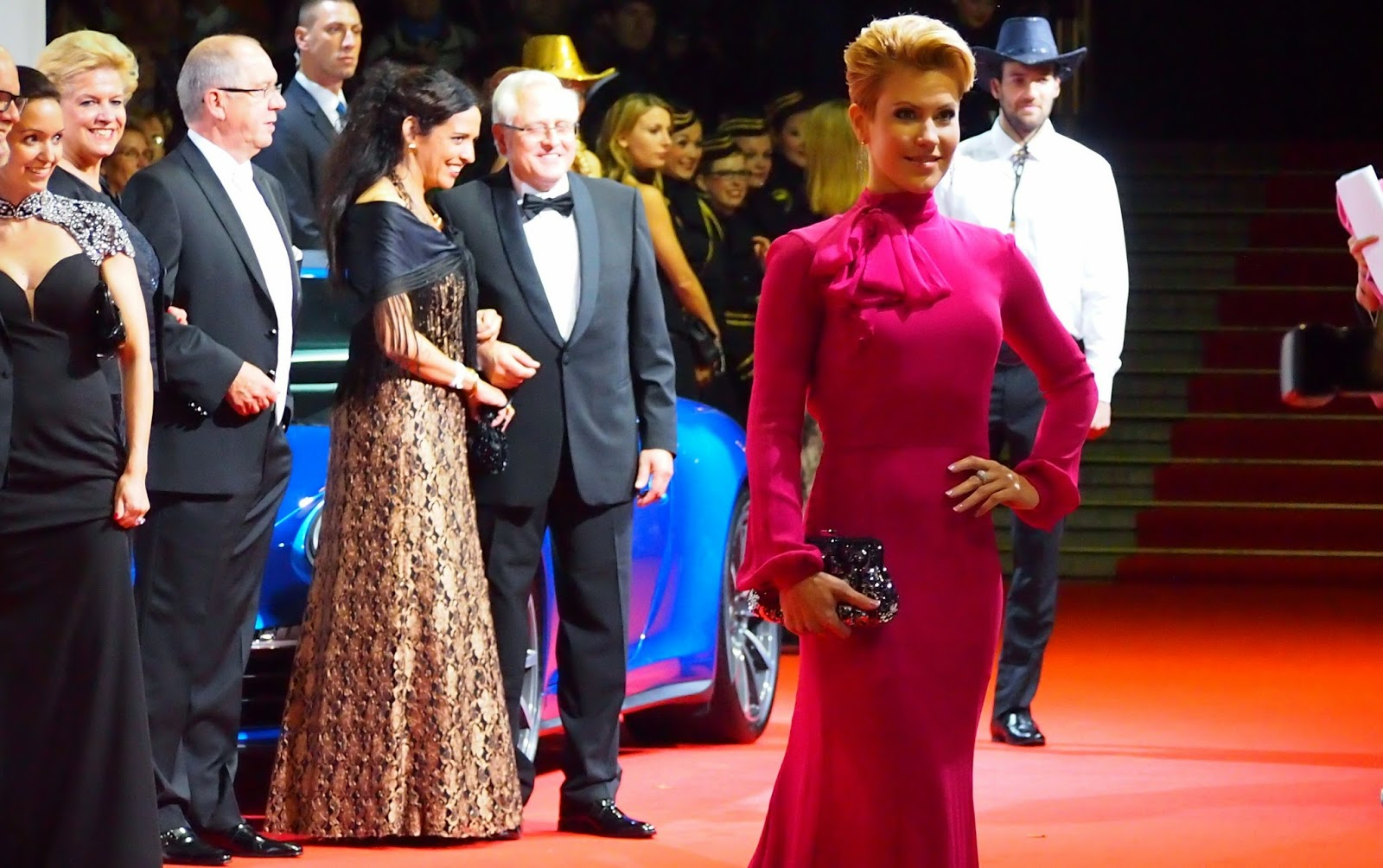 Mark Forster Roter Teppich Leipziger Opernball 2014 Roter Teppich The Fashionable Blog