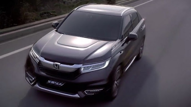Honda Avancier Indonesia