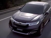 Honda Avancier Gunakan Mesin 1.500 CC Turbo Dari Honda Civic?