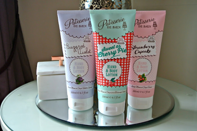 Patisserie De Bain Hand & Body Lotion Review Image