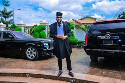 Father, break the back-born of terrorist in this nation, E-money prays for Nigeria