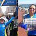 Cụ bà gốc Việt lập kỷ lục marathon