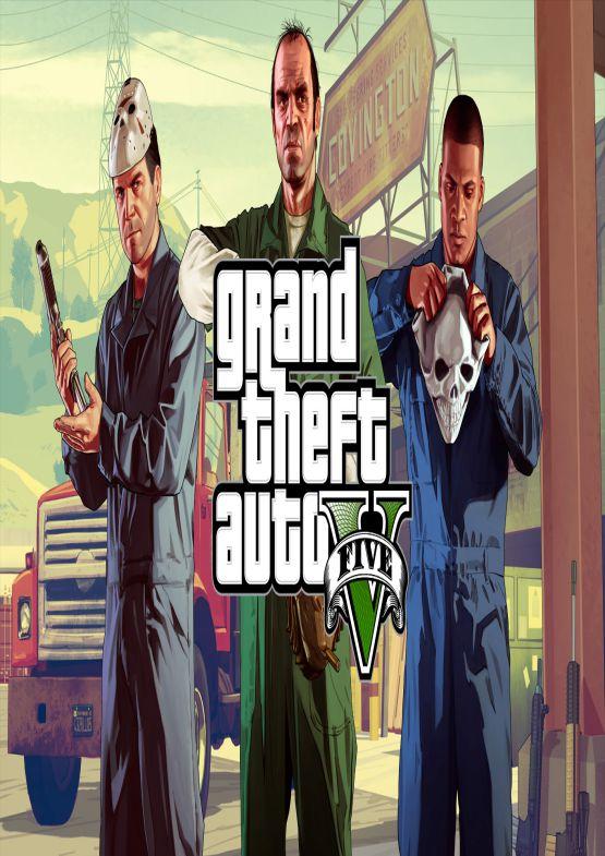 Download Gta V for PC free full version