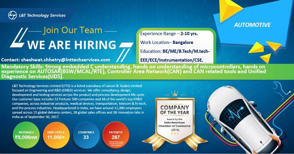 ece jobs in bangalore
