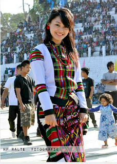 Mizo Cultural Dress