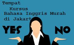 Tempat Kursus Bahasa Inggris Murah di Jakarta | adipraa.com
