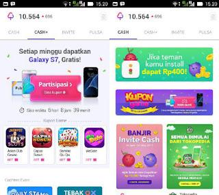 Cara Mendapatkan Pulsa Gratis telkomsel di Android Menggunakan Aplikasi Cashtree