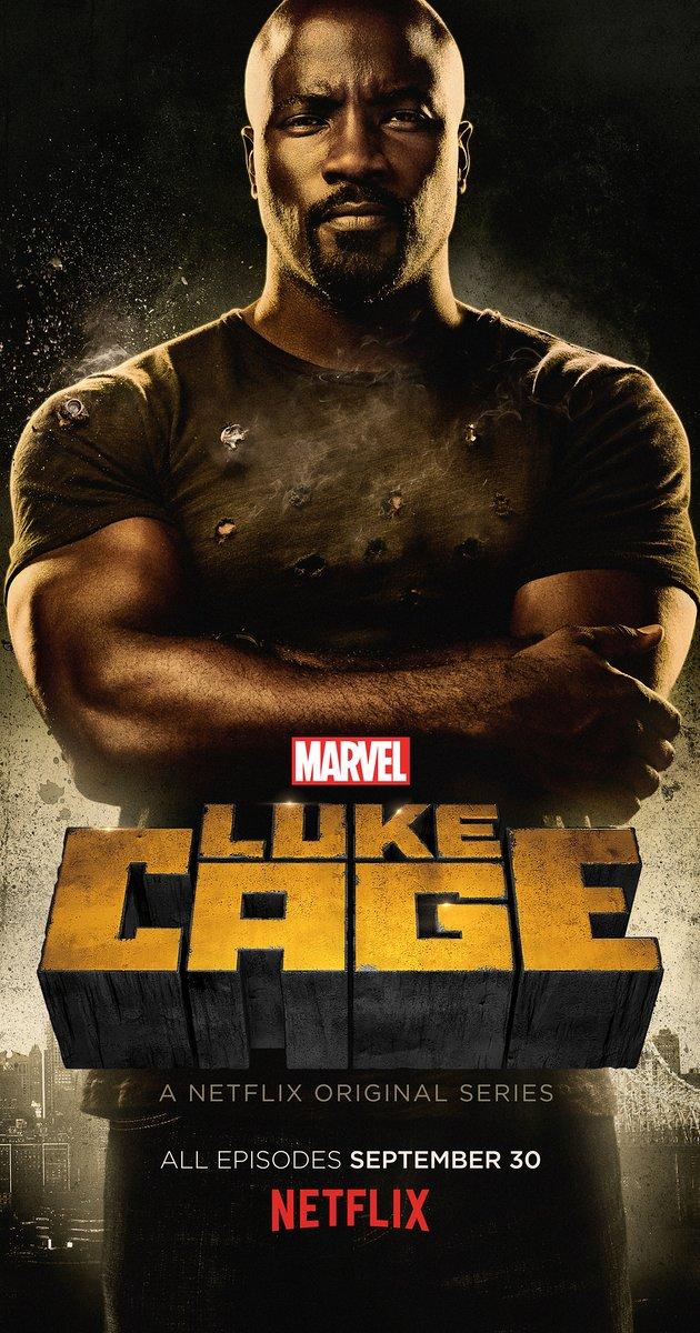 Xem Phim Siêu Anh Hùng Luke Cage 2016