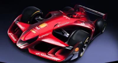 F1 Grand Prix saison 2016 en direct sur Internet avec VPN