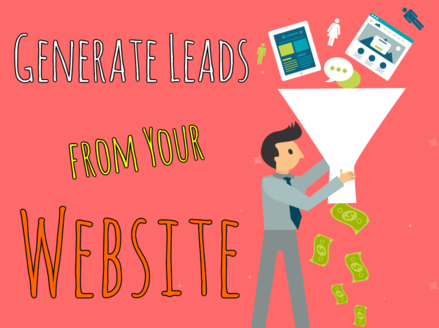 Generate Leads from Your Website