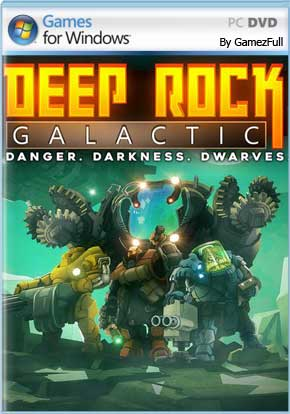 Deep Rock Galactic PC Full
