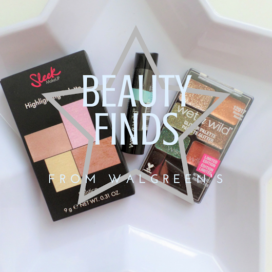 Beauty Finds From Walgreen's