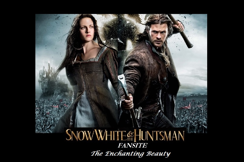 Snow White and the Huntsman Fansite  The Enchanting Beauty