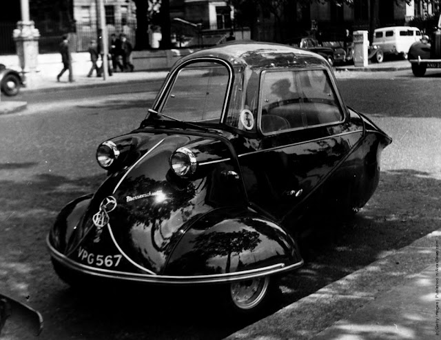 Southampton Motor Cars >> A Collection of 11 Interesting Vintage Photos of Midget Cars From Between the 1940s and 1960s ...