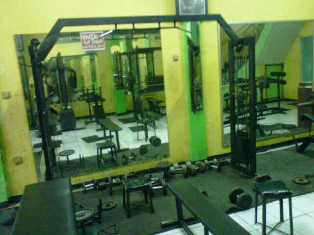 Alat Fitnes Center Standartalat Fitness Murah Bekas Commercial