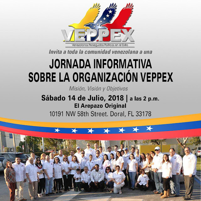 ATENCION VEPPEX JORNADA INFORMATIVA