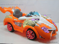 Mobil Mainan Aki ELITE 619 JACKY CHAN'S FANTASIA 1
