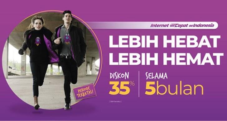 Jangkauan Area Internet MyRepublic Wilayah Bekasi