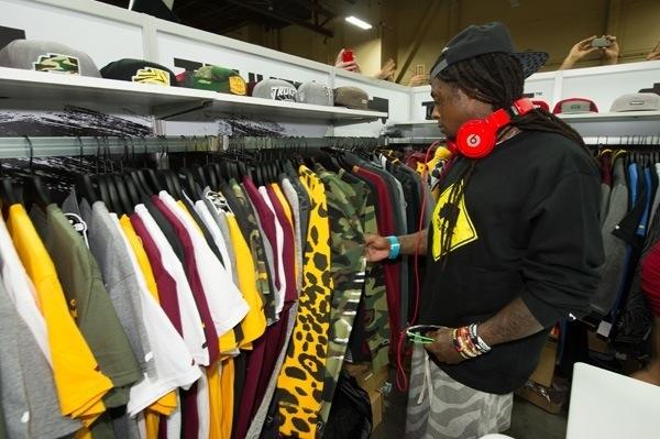 Streetwear Spotlight Lil Wayne Explains Why He Named His Clothing Line TrukFit VIDEO