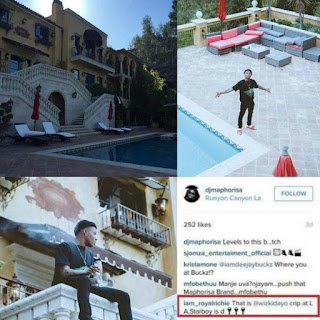 Lovely Photos Of Wizkid Multi Million Dollar Mansion In Los Angeles