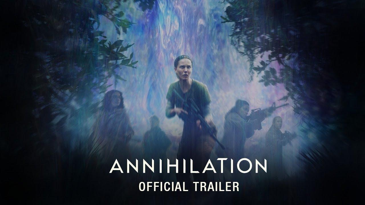 annihilation (2018) - pk movies hd watch