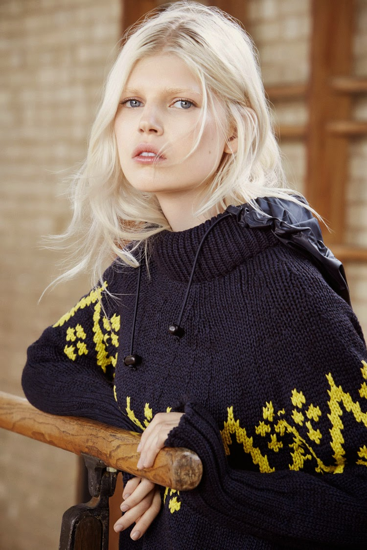 Zara TRF Fall/Winter 2014 Campaign