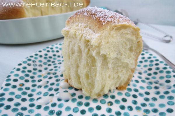 Buchteln mit Apfel-Zimt-Füllung | Foodblog rehlein backt