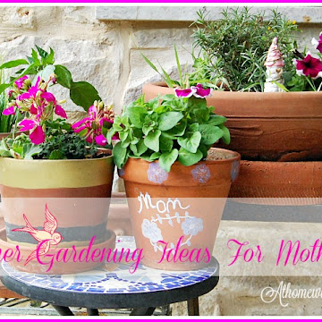 Thrifty Container Gardening Ideas For Mom