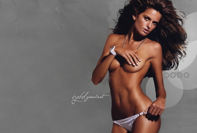 Model Izabel Goulart